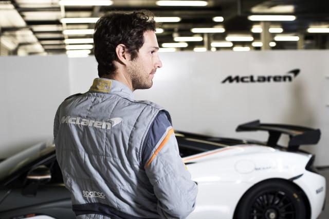 McLaren Sparco create world's lightest race suit