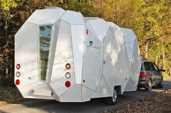 Mehrzeller Inhalt caravan