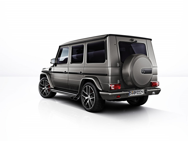 Mercedes-AMG G 63 Exclusive Edition