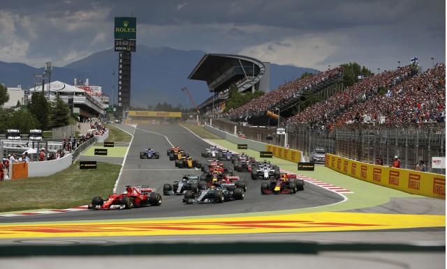 2017 Formula One Spanish Grand Prix