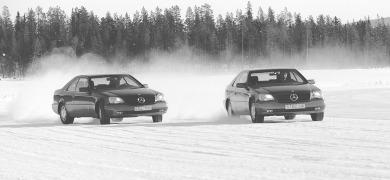 Mercedes-Benz 1995 development of ESP