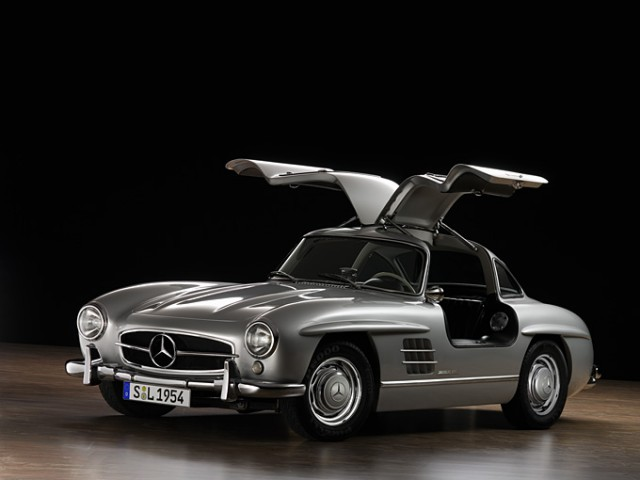 Mercedes-Benz 300SL Gullwing replica by Gullwing GmbH