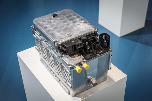 Mercedes-Benz 48-volt battery