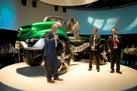 Mercedes-Benz 60th Anniversary Unimog Concept