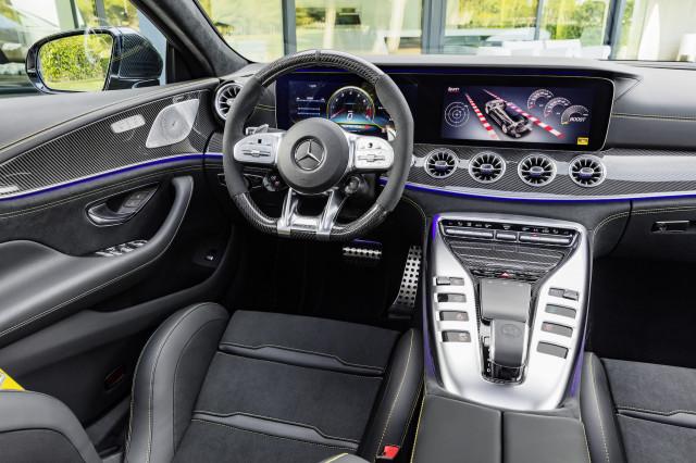 2019 Mercedes-AMG GT 63 S 4-Door Coupe