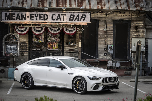 2019 Mercedes-AMG GT 53 4-Door Coupe