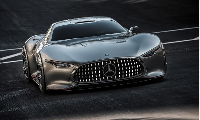 Mercedes Amg Hypercar In The Works