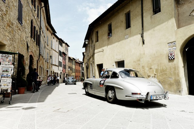 Mercedes-Benz at the Mille Miglia