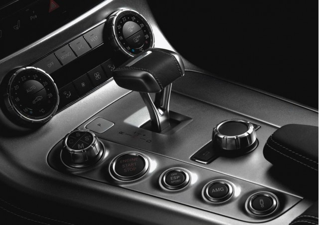 Mercedes-Benz automatic transmission