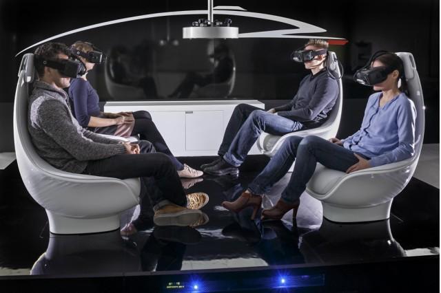mercedes benz autonomous car concept spy shots. Black Bedroom Furniture Sets. Home Design Ideas