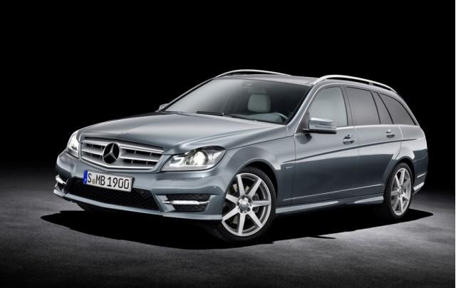 2012 Mercedes-Benz C-Class Estate
