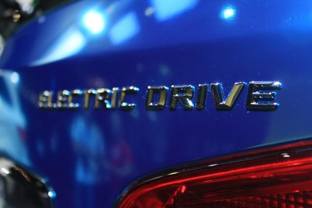 Mercedes-Benz Concept B Class Electric Drive, 2012 Paris Auto Show