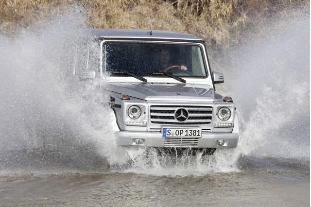 2013 Mercedes-Benz G Class