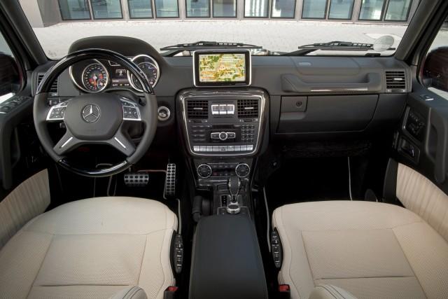 2016 Mercedes-Benz G Class