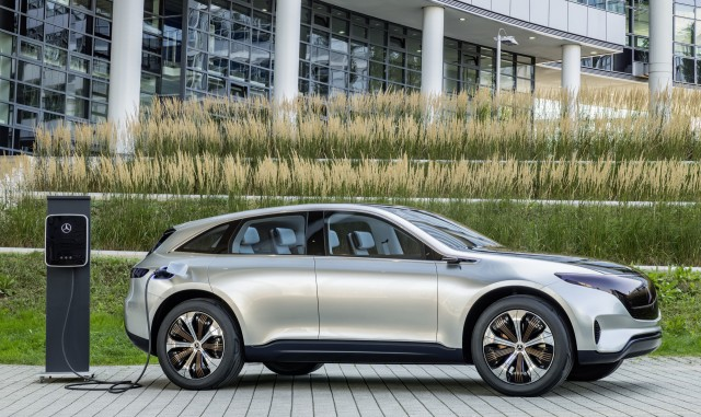 Mercedes to launch electric vehicle production in $1B Alabama project