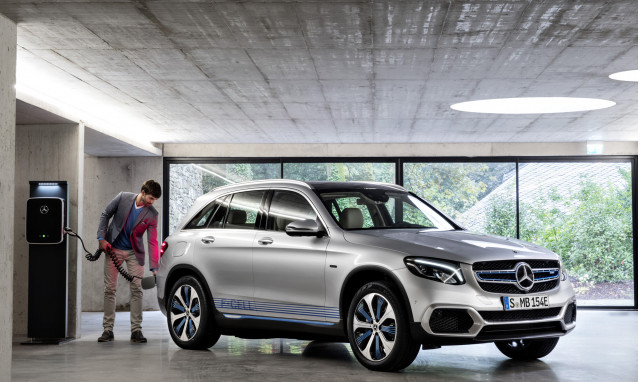 Mercedes Benz Glc F Cell