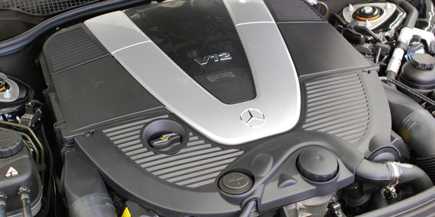 Mercedes Benz will reportedly replace its V12 engines with a range of twin-turbo V8s