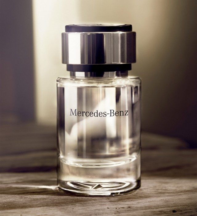 Mercedes-Benz Launches Perfume For Men