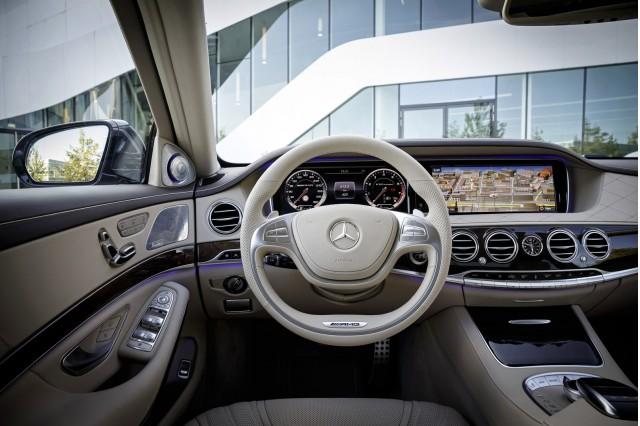 2015 Mercedes-Benz S65 AMG