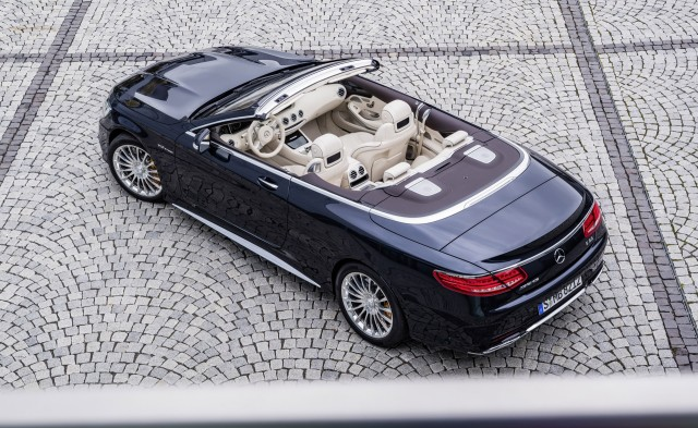 2017 Mercedes AMG S65 Cabriolet