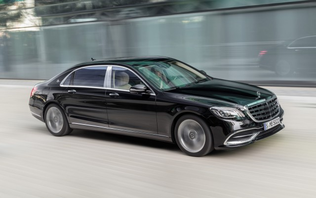 2018 mercedes benz s class first drive review driving the for Mercedes benz most expensive