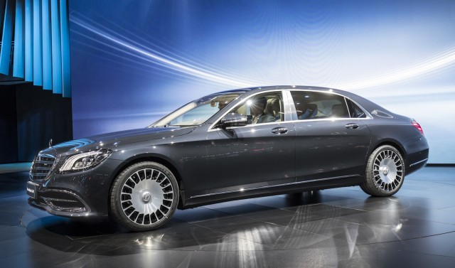 2018 maybach benz. brilliant maybach 2018 mercedesmaybach sclass 2017 shanghai auto show intended maybach benz