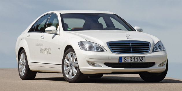 Detroit engineers will be playing a major role in further development of Daimler's hybrid technology such as that found in the Mercedes Benz S400 BlueHybrid
