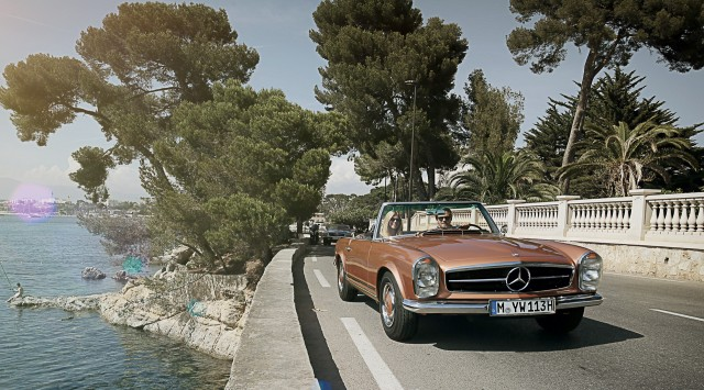 Mercedes-Benz SL-Class (W113)
