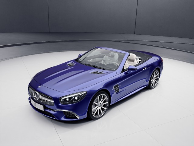 2018 Mercedes-Benz SL designo Edition