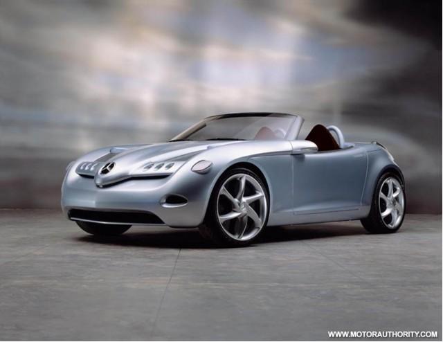 mercedes benz sla concept 002