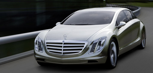 Mercedes-Benz ultra-luxury F700 Concept