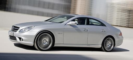 Mercedes-Benz unveils 2009 CLS facelift