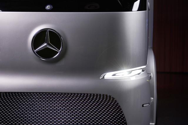 Mercedes Benz Urban Etruck Concept 2016 Iaa Commercial Vehicles