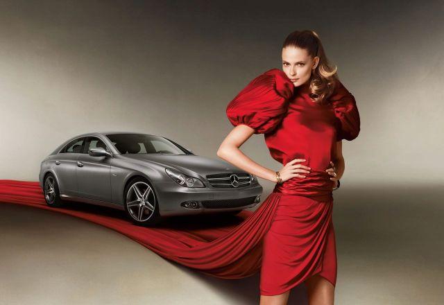 Mercedes-Benz with Julia Stegner