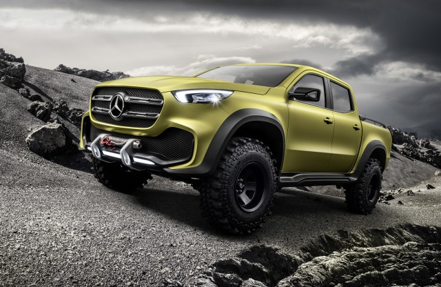 2018 lincoln truck. plain 2018 mercedesbenz xclass pickup truck concept for 2018 lincoln n