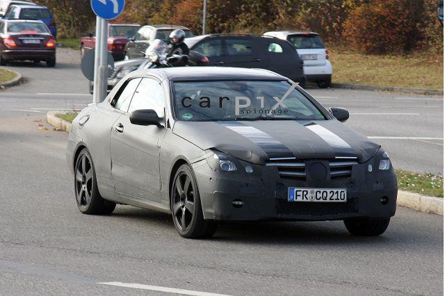 2011 Mercedes-Benz E-Class Convertible