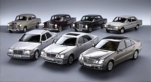 Mercedes delivers 1 5 million e class models for All models of mercedes benz cars in india