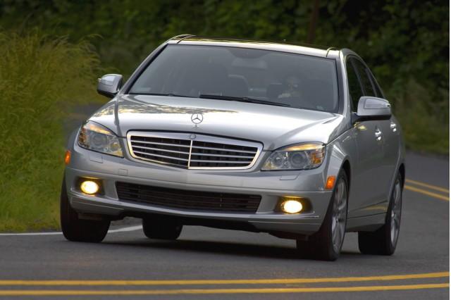 2009 Mercedes-Benz C Class