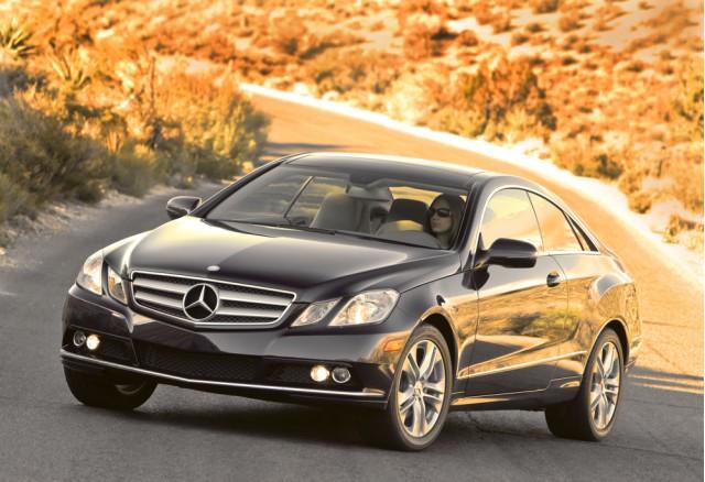 2010 Mercedes-Benz E350 Coupe