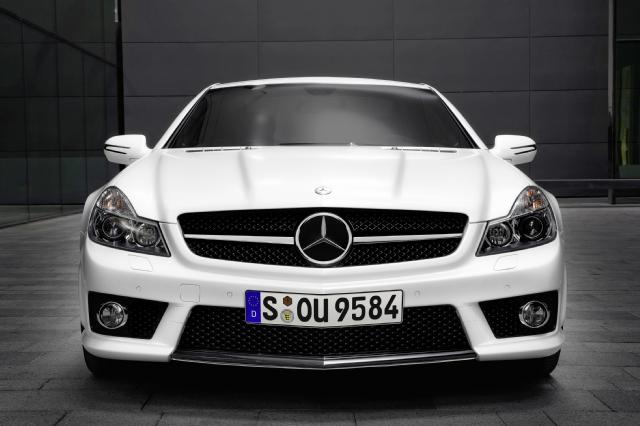 2009 Mercedes-Benz SL63 AMG IWC