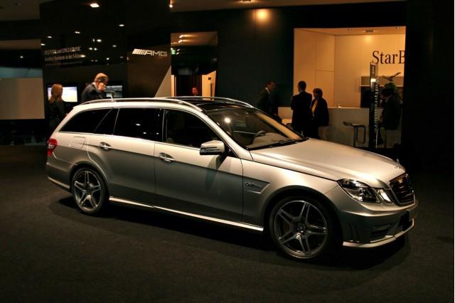 2010 Mercedes-Benz E63 AMG Estate (non-U.S. model)