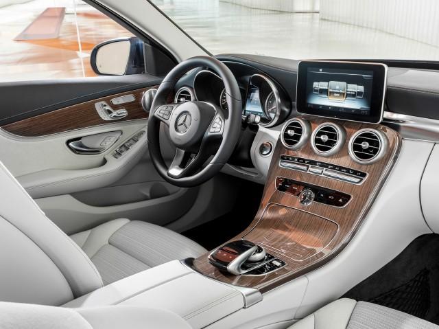 2015 Mercedes Benz C Class