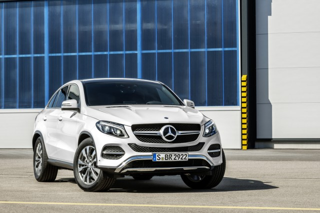 2016 Mercedes-Benz GLE Coupe (Euro Spec)