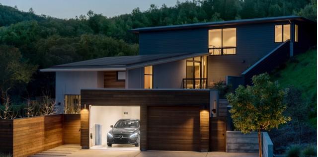 Mercedes-Benz Home Battery Storage Unit