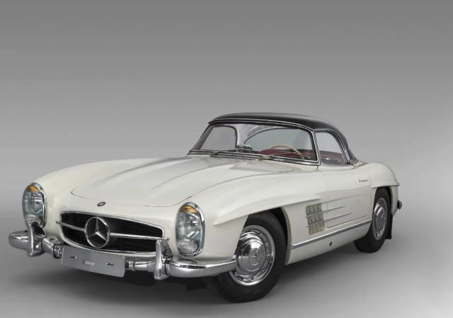 1963 Mercedes-Benz 300SL