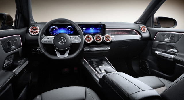 Preview: 2022 Mercedes-Benz EQB coming as affordable electric crossover