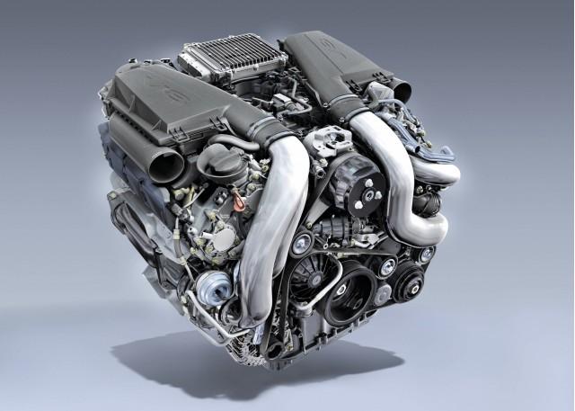 Mercedes-Benz's next-generation V-6 and V-8 engines