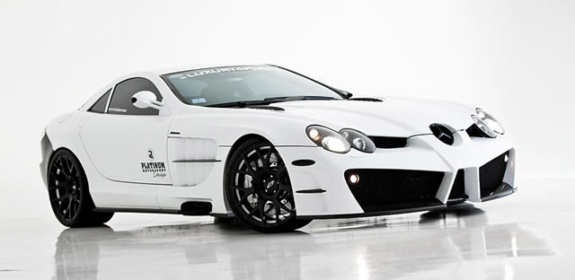 Four Tuning Houses Create World S Fastest Mercedes Slr Mclaren