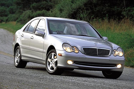 2001 Mercedes Benz C Cl Review Ratings Specs Prices And Photos The Car Connection