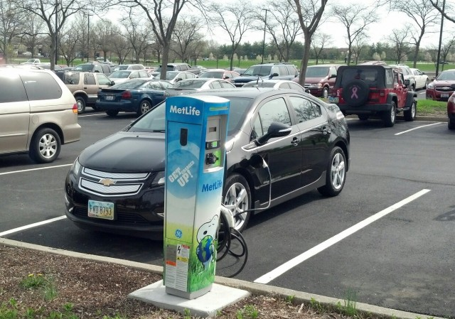 Workplace Charging For Electric Cars Best Practices Revealed
